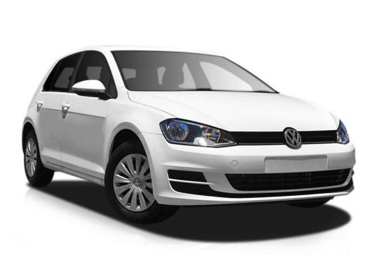 VW gold for rent